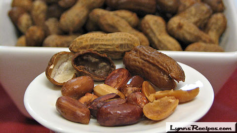 Georgia Boiled Peanuts