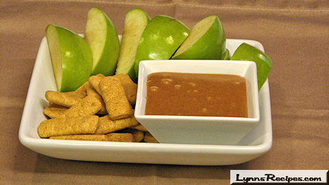 Butterscotch Dip