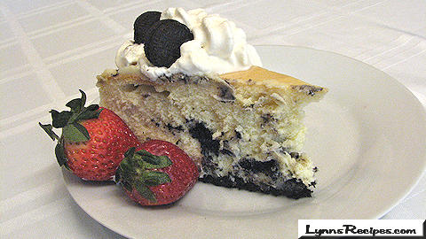Oreo Cheesecake Like Mick's Restaurant
